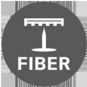 Sømværn af fiber