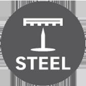Sømværn af stål