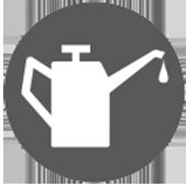 Olie- og benzinresistent