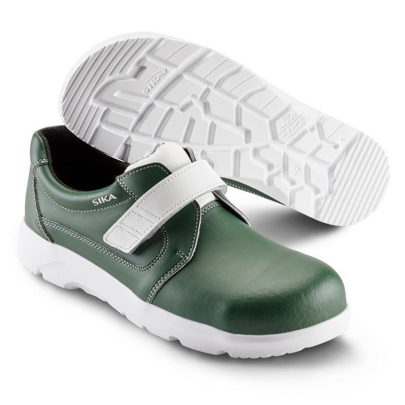 SIKA 172302 Optimax. Let sko med tåværn og Velcro® lukning