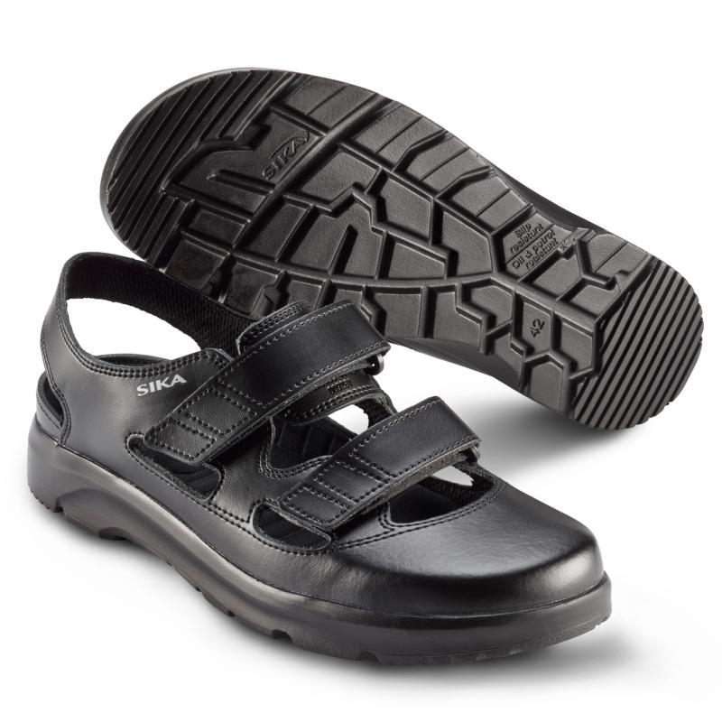 SIKA 173105 Optimax. Let og komfortabel sandal