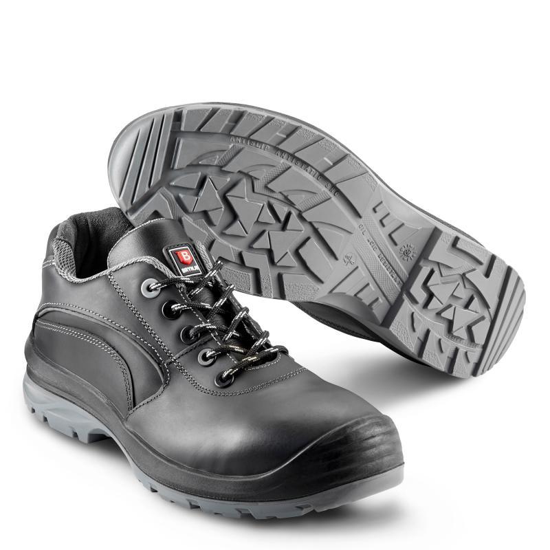 BRYNJE 201 Force Shoe sikkerhedssko. Let og slidstærk