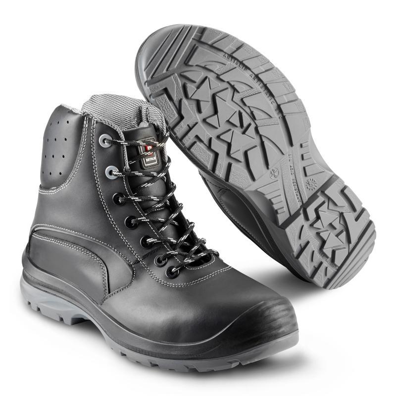 BRYNJE 202 Force Boot sikkerhedsstøvlet. Let og slidstærk