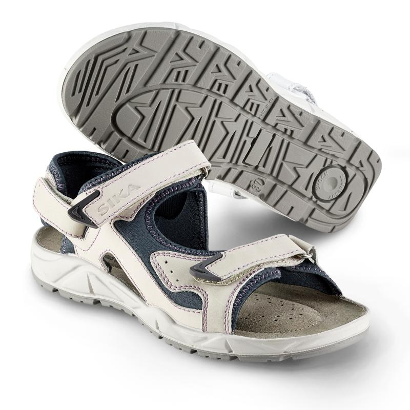 SIKA MOTION 22204. Let, blød og fleksibel sandal