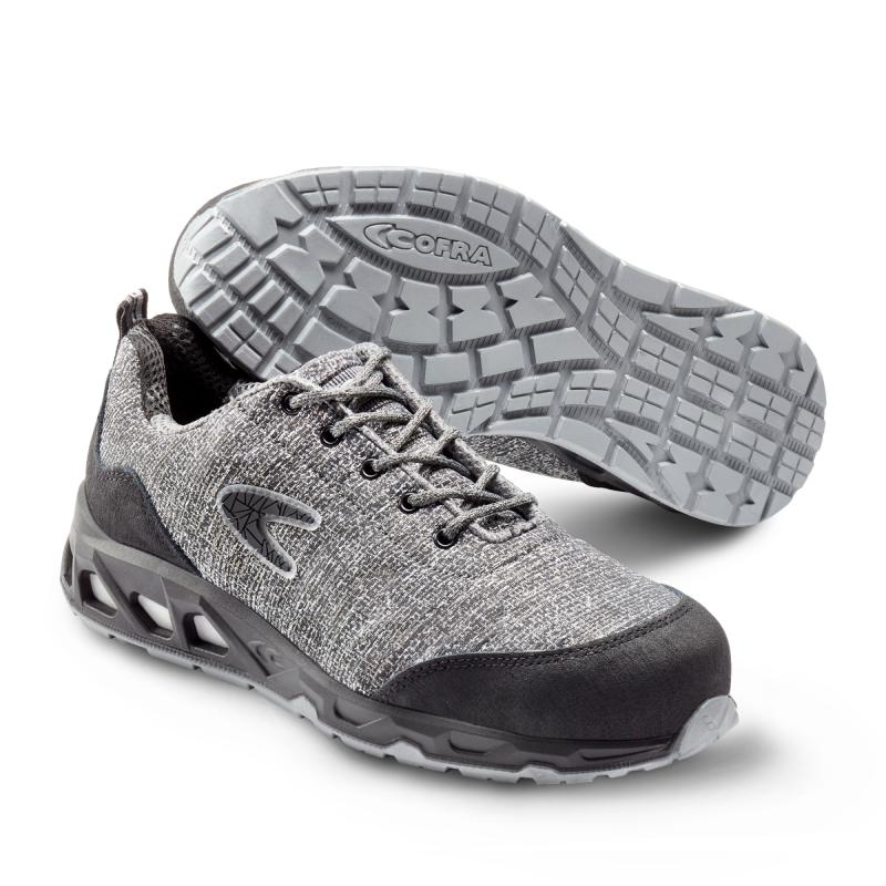 COFRA 4002 Ecological sikkerhedssko. Bæredygtig sko med snøre