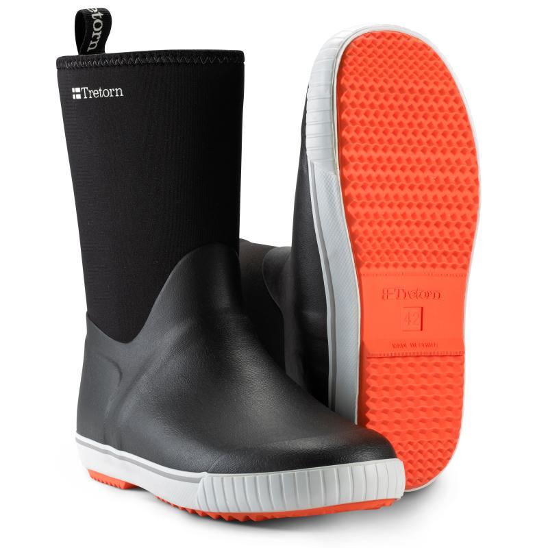 TRETORN 472802 Wings Neo. Smart gummistøvle til kvinder og mænd