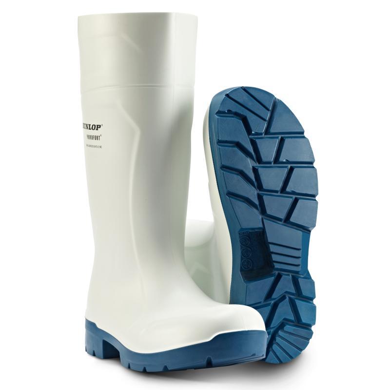 DUNLOP 60131 Purofort Multigrip PU støvle. Let. Fleksibel. Slidstærk