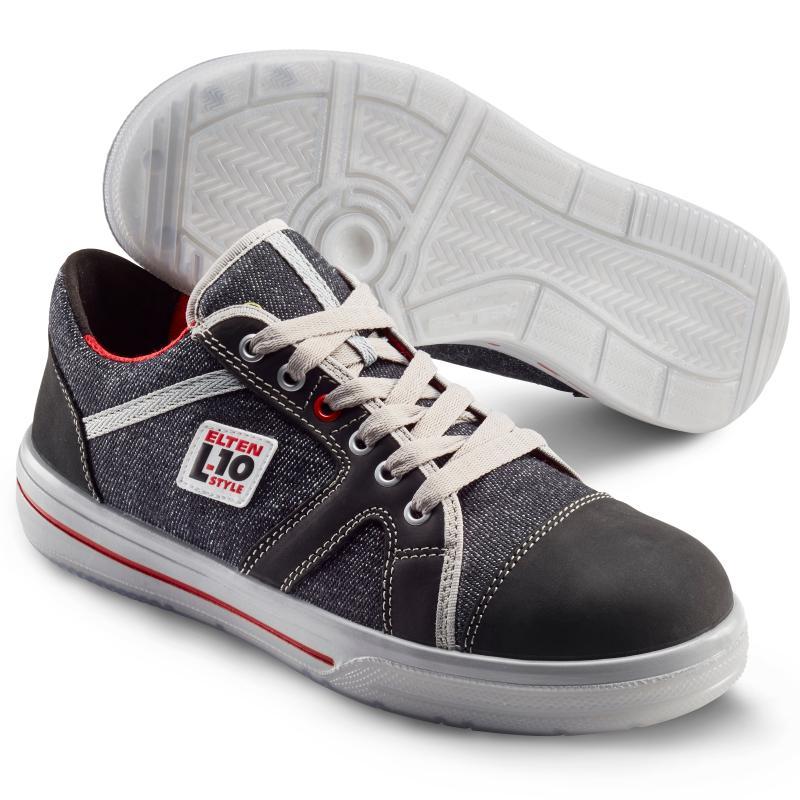 ELTEN 72106 Sensation Low sikkerhedssko. Smart sneakers design