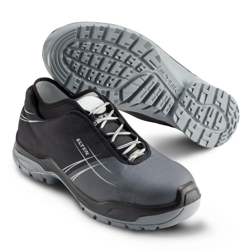 ELTEN 725511 Dialution Low sikkerhedssko til krævende fødder