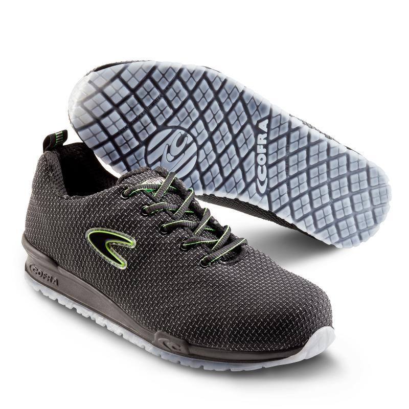 COFRA 7300 Monti sikkerhedssko. Sneakers design. Slidstærk. Let.
