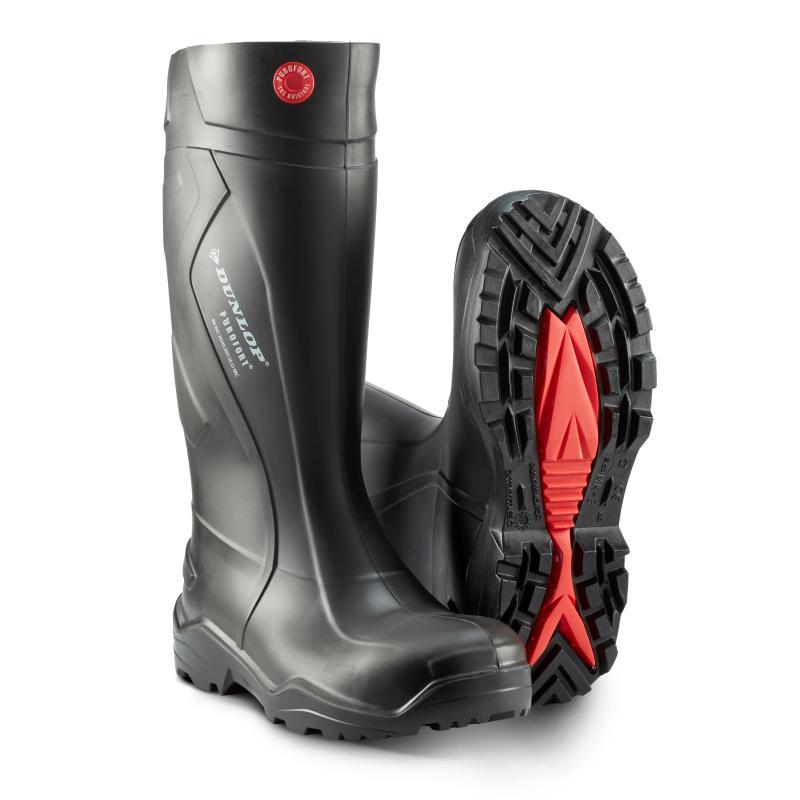 DUNLOP 762041 Purofort+. PU-støvle i særklasse