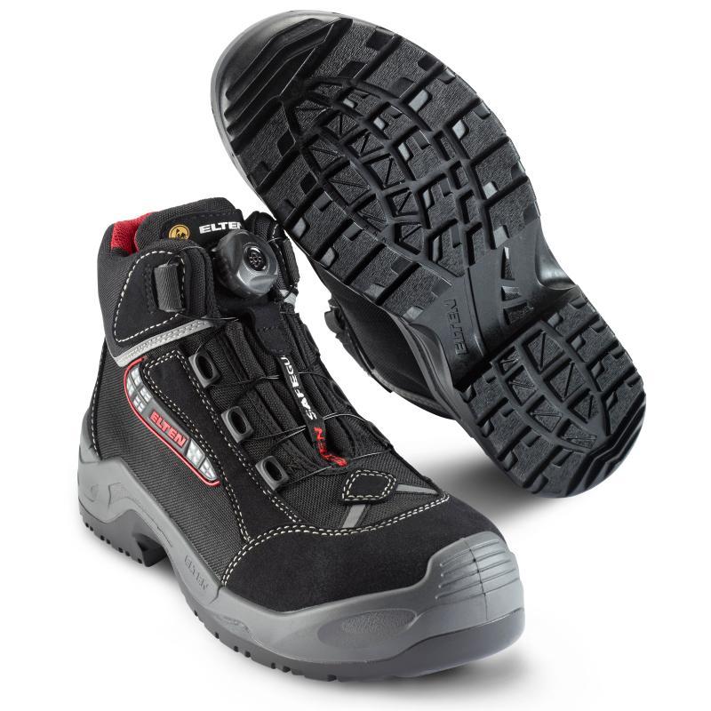 ELTEN 768531 Sander AL BOA® sikkerhedsstøvlet. BOA® Fit System